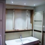 Spiegelschrank ohne Türen