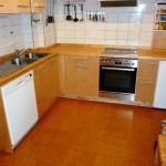 Vorhandene Küche umgebaut nachher