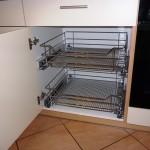 Küchenschrankergänzung Auszüge