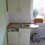 Küchenumzug mit Ergänzung