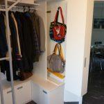 Ecklösung mit Taschenauszug